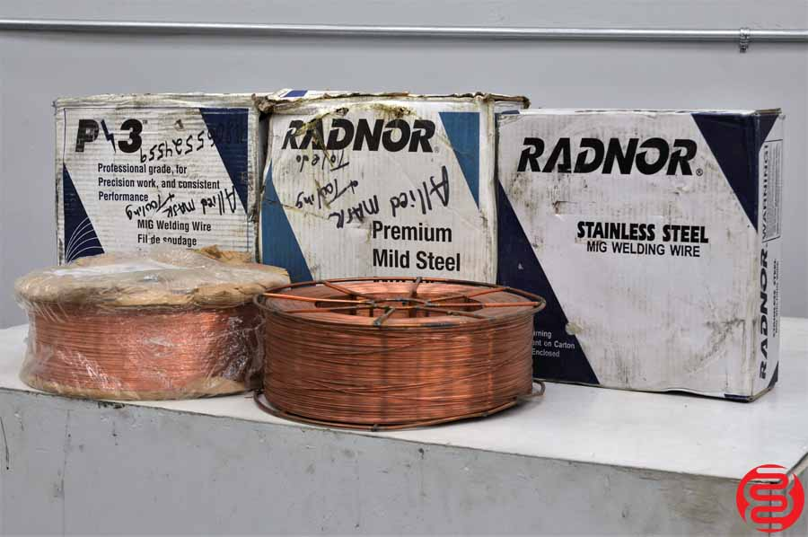 Radnor Stainless Steel MIG Welding Wire
