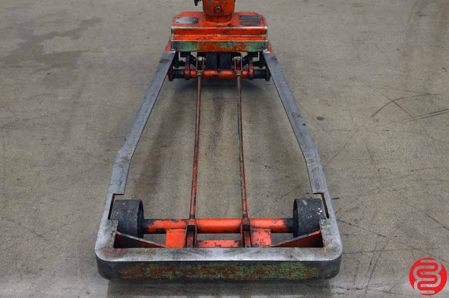 Raymond LW-7-48 4000 lb Lift Cart