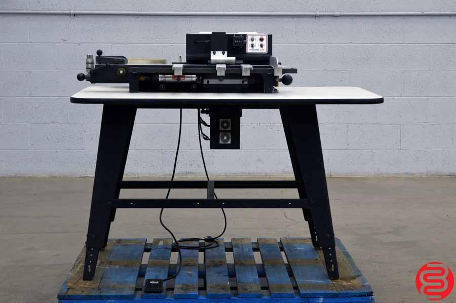 Scott 1800 Plastic Index Tab Laminating Machine