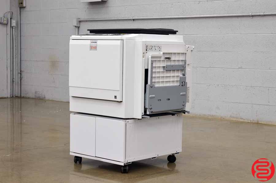 Standard SD440 Digital Duplicator