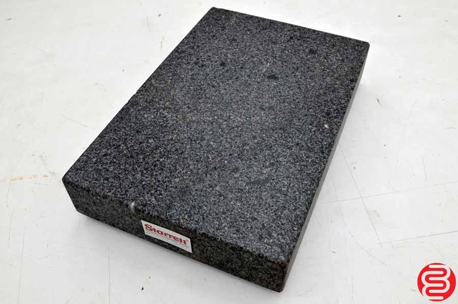 Starrett 18 x 12 Grade B Granite Inspection Plate