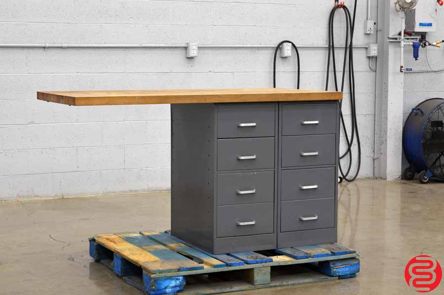 Tennsco Workbench