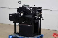 AB Dick 9810 Two Color Offset Press