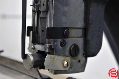 Acme Interlake Flat Book / Saddle Stitcher