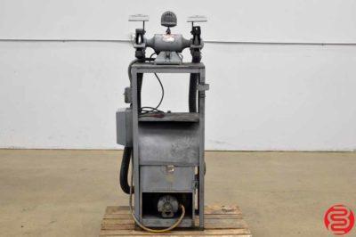 Baldor 3600 RPM Grinder Buffer