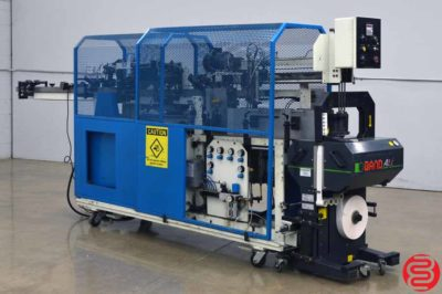 Bandall BA32-50 Automatic Stacking and Banding System