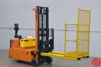 Big Joe PDC 3000 lb Fork Lift w/ Lift Basket
