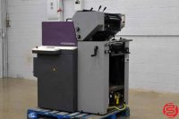1996 Heidelberg Printmaster QM 46-2 Two Color Printing Press