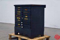 Letterpress Type Cabinet