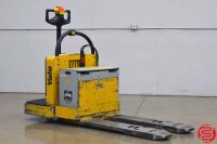 Martin Yale MPE060F 6000 lb Rider / Walkie Pallet Trucks w/ Charger