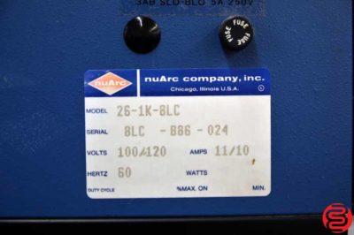 NuArc 26-1K Mercury Exposure System