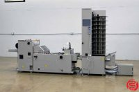 Standard Horizon VAC-100a 10 Bin Booklet Making System w/ Stitcher, Folder, and Trimmer