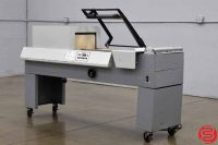X-Rite 710 Shrink Wrap System w/ Magnetic Hold Down and Automatic Take Away