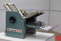 Baum 714 Ultrafold Paper Folder