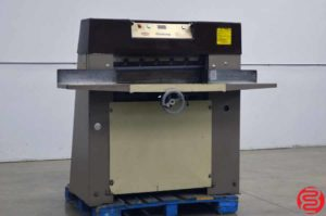 "Challenge Diamond 305 30.5"" Hydraulic Paper Cutter"