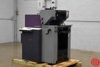 2000 Heidelberg Printmaster QM 46-2 Two Color Printing Press
