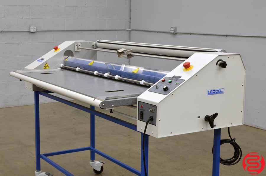 Ledco Econocraft 60 Quot Laminator Roll Applicator Boggs