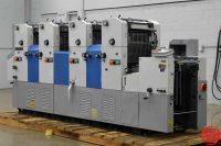Ryobi 3304H Four Color Offset Printing Press