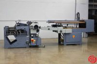 Stahl K 66 Continuous Feed Paper Folder