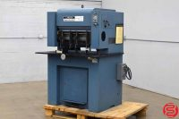 Dexter Lawson A3 Super Duty Five Spindle Hydraulic Paper Drill