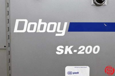 Doboy SK-200 Shrink Wrap Heat Tunnel
