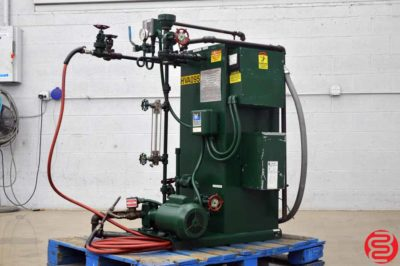 Electric Steam Generator Corporation 300AA 4 300 PSI Steam Generator