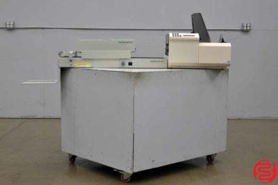 Hasler HJ500P Rena Imager 2.5 Address Printer w/ Delivery Conveyor and Dryer