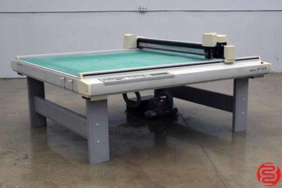 Mimaki CF-1215 Wide Format Flat Bed Cutting Plotter