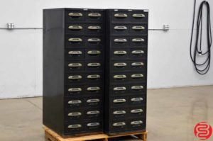 Wright and Company Filing Cabinets - Qty 2