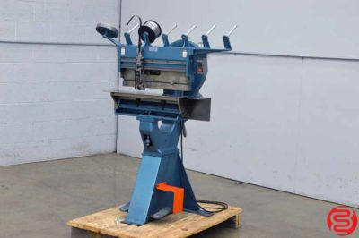 1992 Acme Interlake Model P Multiple Head Flat Book / Saddle Stitcher