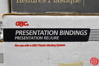 Assorted GBC Presentation Bindings