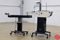 Astro AMC-2000 Friction Feeder w/ Conveyor