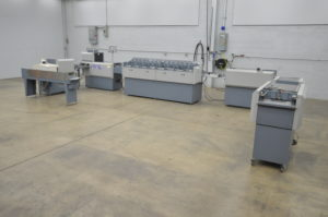 2003 KAS Mailmaster 465HS 8-Station+ Mail Inserter/Folder/Automated