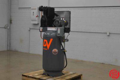 DV Systems TAPV-5052 - 5hp Heavy Duty Industrial Reciprocating 80 Gallon Air Compressor