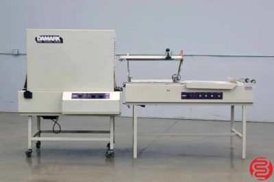 Damark SMC 1620 Shrink Wrap System w/ Magnetic Lockdown and Power Takeaway
