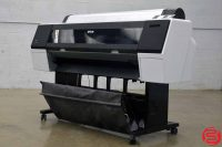 "2014 Epson Stylus Pro 9890 44"" Wide Format Printer"
