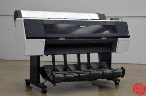 "2012 Epson Stylus Pro 9900 44"" Wide Format Printer"