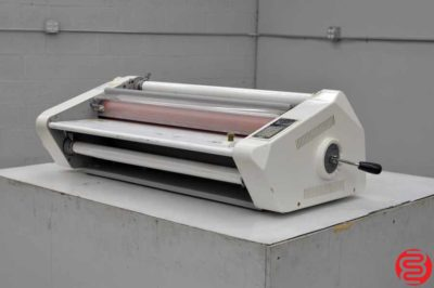"GBC Eagle 65 27"" Hot Roll Laminator"