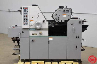 Hamada RS34LSII Two Color Offset Printing Press