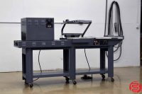 Heat Seal HS-115 Shrink Wrap System w/ Magnetic Lockdown