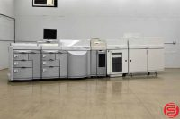 Heidelberg Digimaster Digital Press w/ High Capacity Feeders, and Finisher