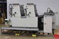 Komori Sprint S-226P Two Color Offset Printing Press