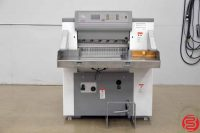 "1997 Polar 66 26"" Programmable Paper Cutter w/ Safety Lights"