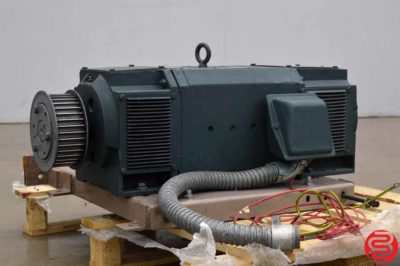 Reliance P 30 HP Motor from Four Color Didde Press