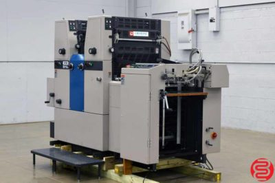 Ryobi 512 Two Color Offset Printing Press (AB Dick 6020 Model)