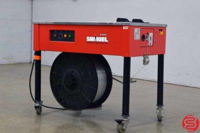 Samuel EXS-201 Semi-Automatic Strapping Machine