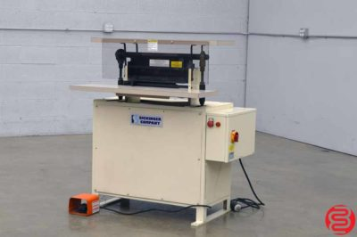 Sickinger MHP 17 Hydraulic Paper Punch