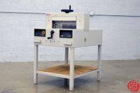 """1990 Triumph 4810-95 19"""" Paper Cutter"""