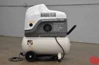 2013 Werther International New Silver 3/90 3 HP Super Silent Rotary Screw Air Compressor