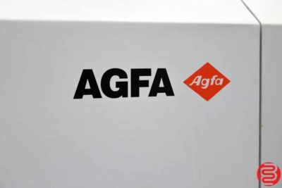 2007 AGFA Avalon LF Thermal Computer to Plate System w/ Rip Computer - 022519013316